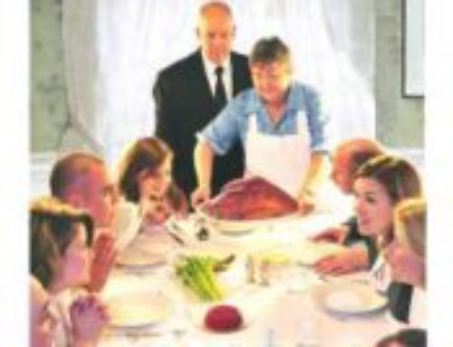 Tips for When a Holiday Gathering Does Not Look Like A Hallmark Card